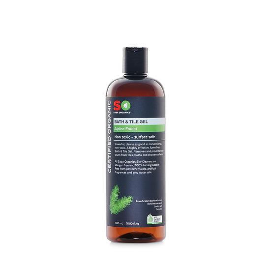 Saba Organics - Cleaners Bathroom