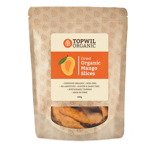 Topwil - Dried Fruit