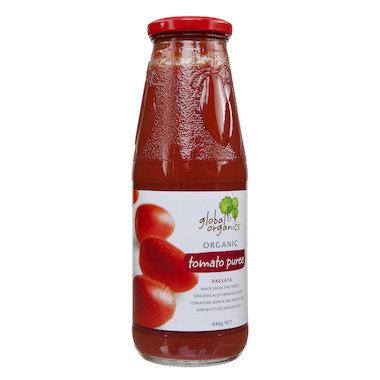 Global Organics - Tomato Paste