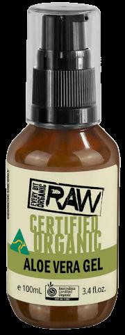Every Bit Raw Organic - Aloe Vera Gel