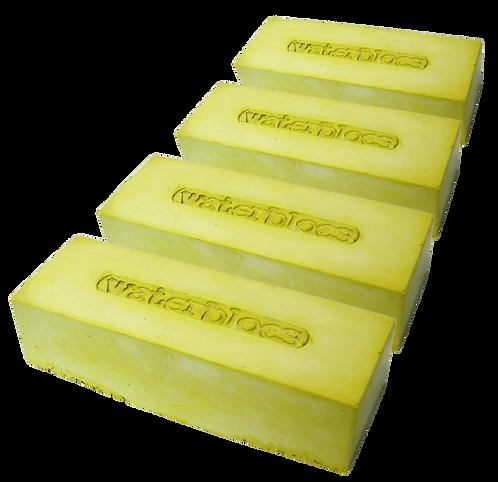 1 x WATERBLOCS MAXI-BLOCS 4.8kg Pack(4x1.2kg blocs) - Including Express Postage