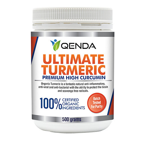 Qenda Ultimate Turmeric