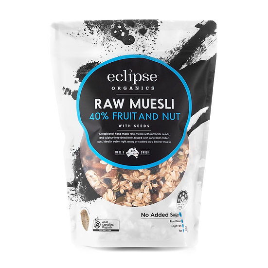 Eclipse - Raw Muesli