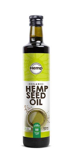 Essential Hemp - Hemp Seed Oil