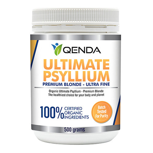 Qenda Ultimate Psyllium