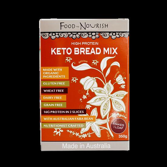 Food to Nourish -  Baking Mixes