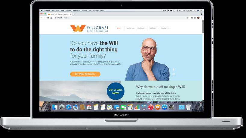 Willcraft website.png