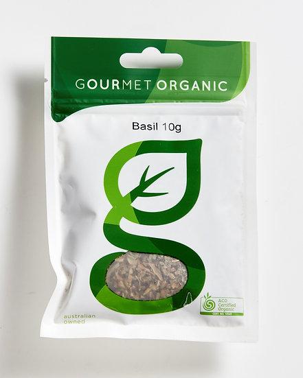 Gourmet Organic Foods - Basil