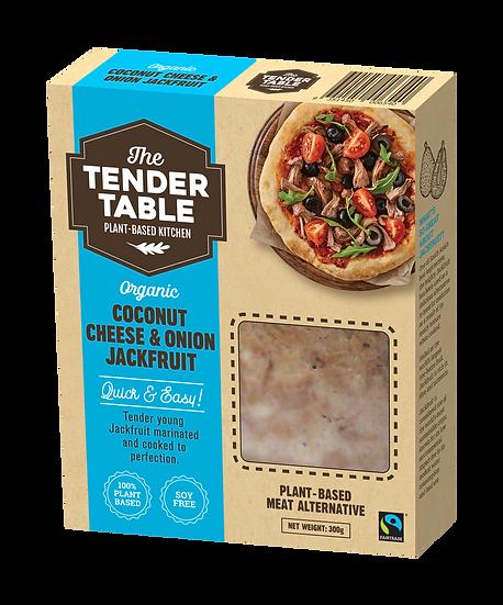 Tender Table - Coconut Cheese & Onion Jackfruit