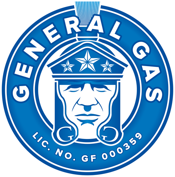 General Gas Roman Logo (traditional)