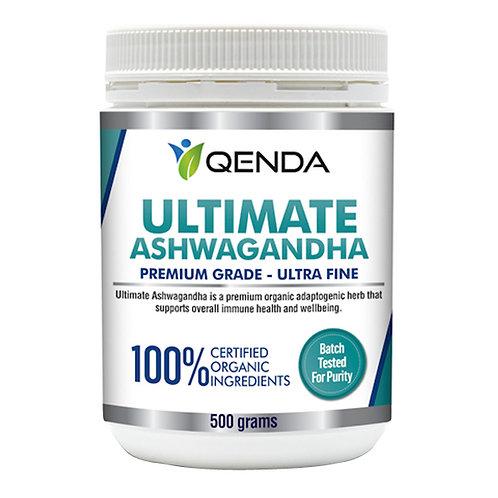 Qenda Ultimate Ashwagandha