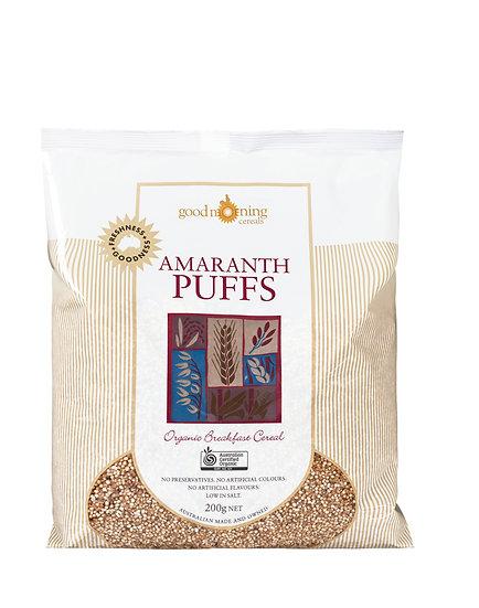 Good Morning Cereals - Amaranth Puffs