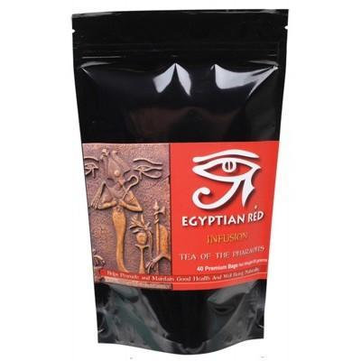 Egyptian Red - Tea Bags 40's