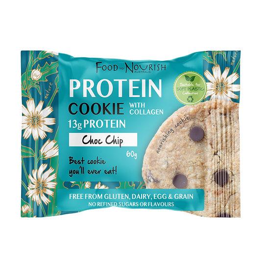 Food to Nourish -  Protein Cookies