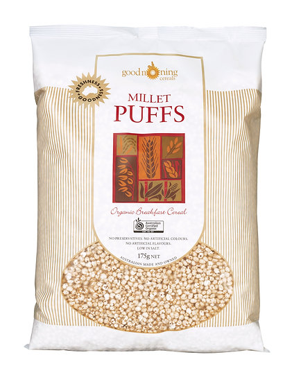 Good Morning Cereals - Millet Puffs
