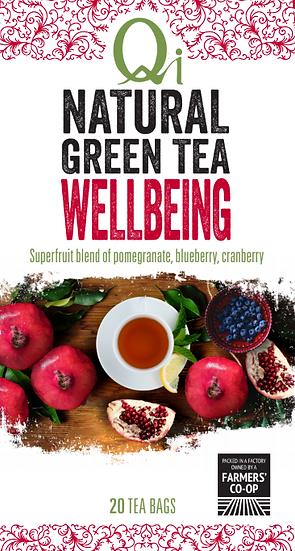 Universal Village - Green Tea Well Being