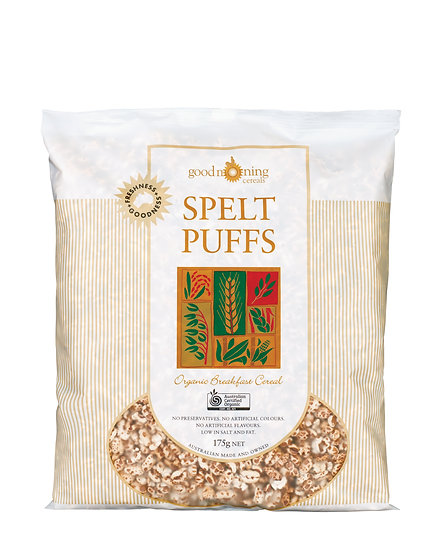 Good Morning Cereals - Spelt Puffs