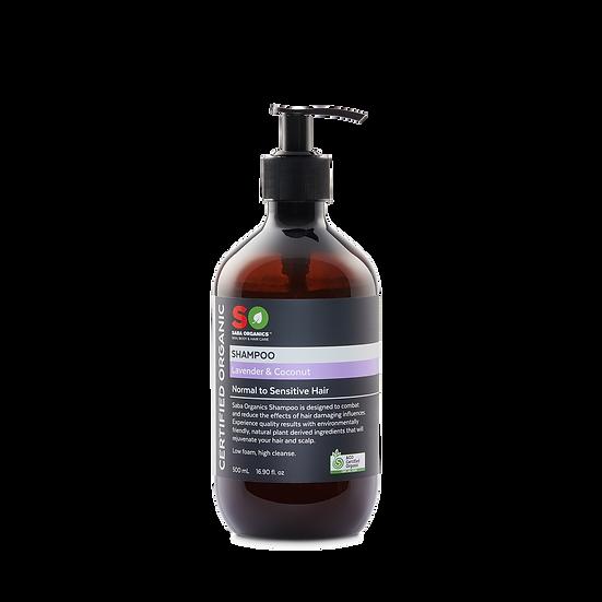 Saba Organics - Hair Care