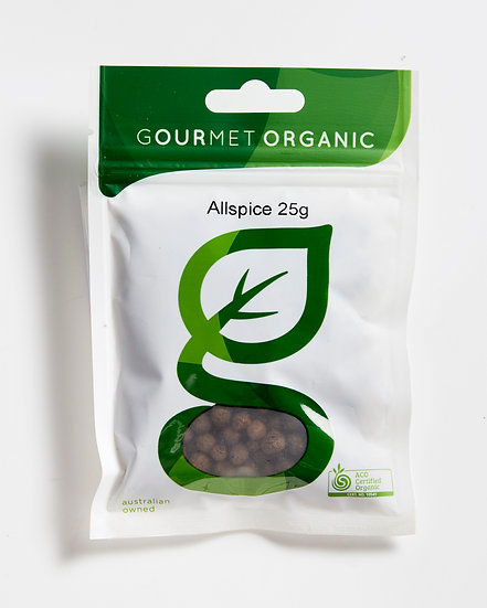 Gourmet Organic Foods - All Spice
