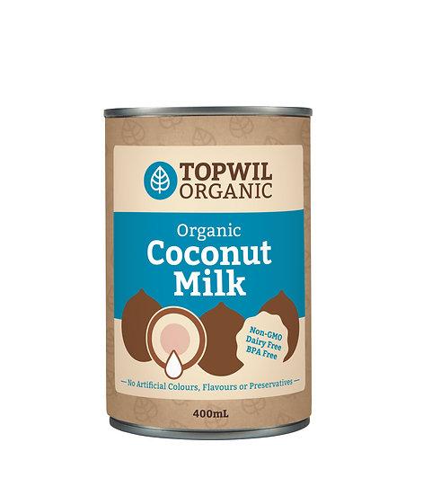 Topwil - Organic Coconut Milk