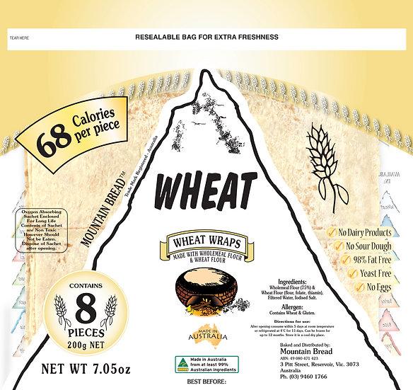 Mountain Bread - Wheat Wraps