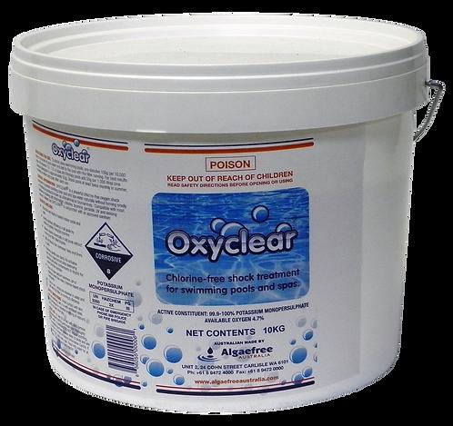 1 x OXYCLEAR OXYGEN SHOCK 10kg - Including Standard Postage