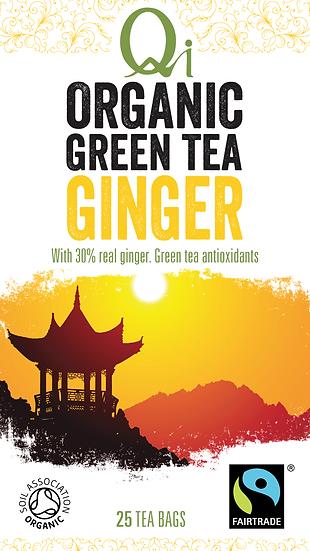 Universal Village - Green Tea Ginger