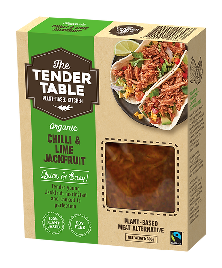 Tender Table - Chilli & Lime Jackfruit
