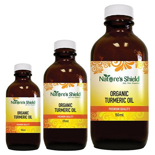 Organic Turmeric Oil - 25ml