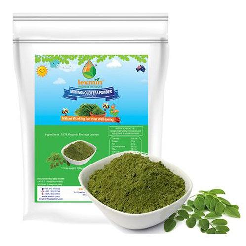 Lexmin Organic Moringa Leaf Powder 200g
