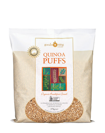 Good Morning Cereals - Quinoa Puffs