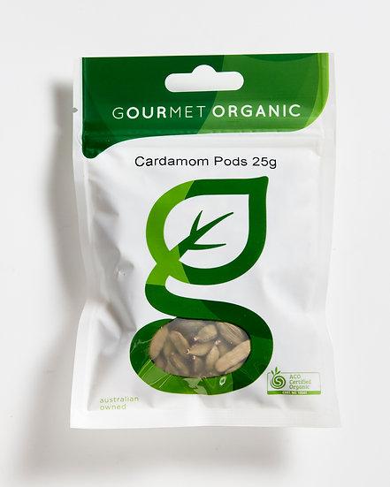 Gourmet Organic Foods - Cardamom Pods