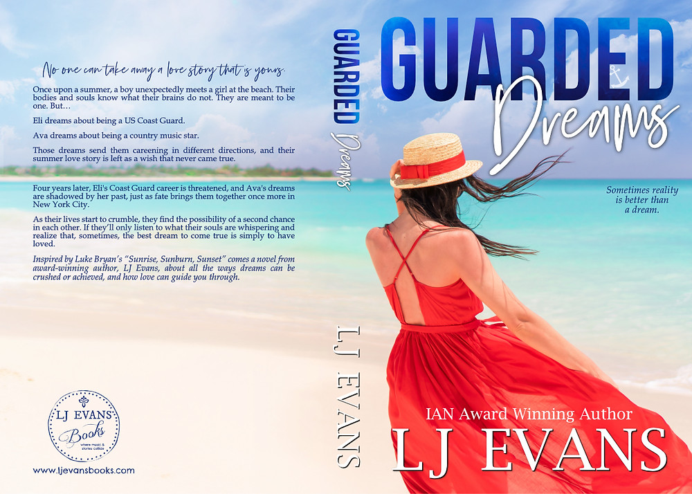 Guarded Dreams Full Cover by LJ Evans