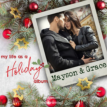 My Life as a Holiday Album Mayson & Grac