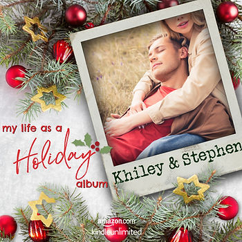My Life as a Holiday Album Khiley & Step