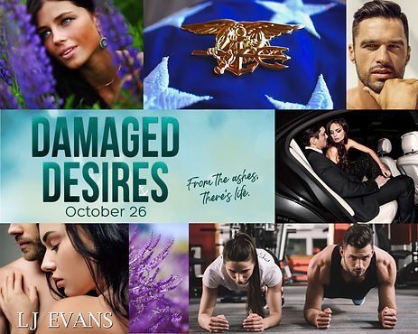 Sep 15 Damaged Desires Teaser Coming Oct