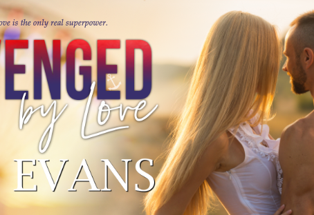 Avenged by Love Cover Reveal + Audiobook & Freebie News