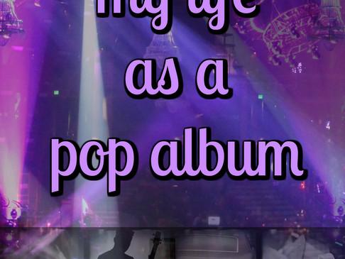 my life as a pop album book trailer