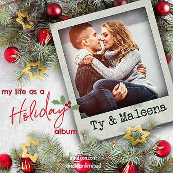 My Life as a Holiday Album Ty & Maleena