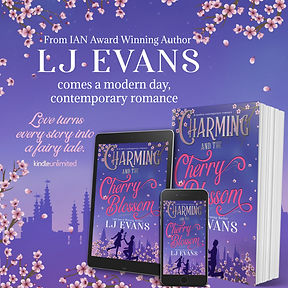 Charming & the Cherry Blossom A Modern Day Fairy Tale