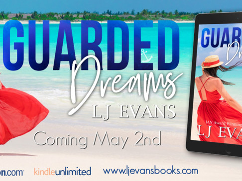 Guarded Dreams Cover + Giveaways