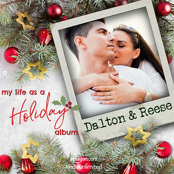 My Life as a Holiday Album Dalton & Rees
