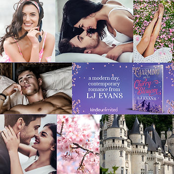Charming and the Cherry Blossom on goodreads
