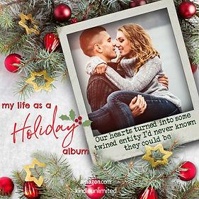 My Life as a Holiday Album teaser