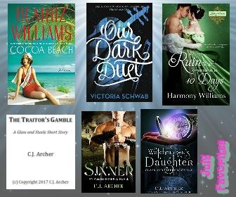 July Favorite Books