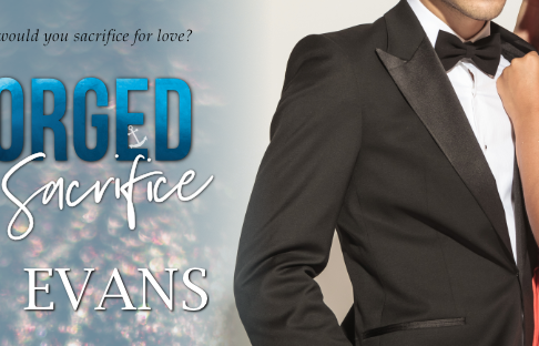 Forged by Sacrifice Goodreads Giveaway