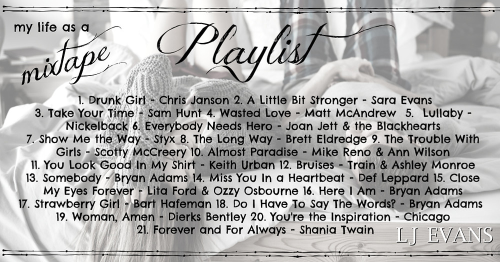 my life as a mixtape playlist