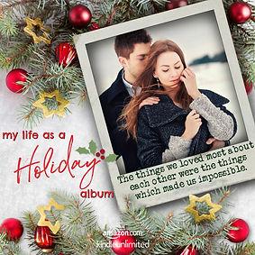 My Life as a Holiday Album E+G Teaser 1.