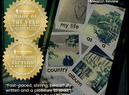 On Sale! my life as a country album