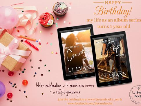 Happy Birthday Cover Reveals
